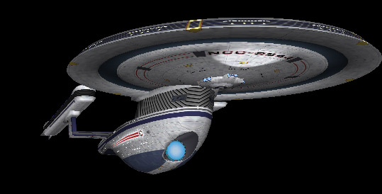 Excelsior-class starship USS Endeavour